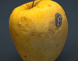 Apple 3D asset game-ready