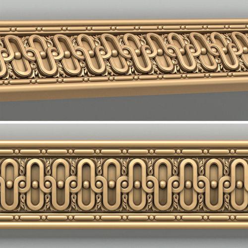 molding 010 3d model max obj fbx stl 1