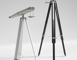 Hampton Nautical Binoculars 3D