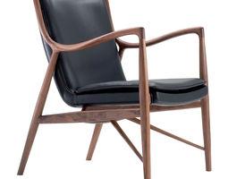 3D scandinavian armchair