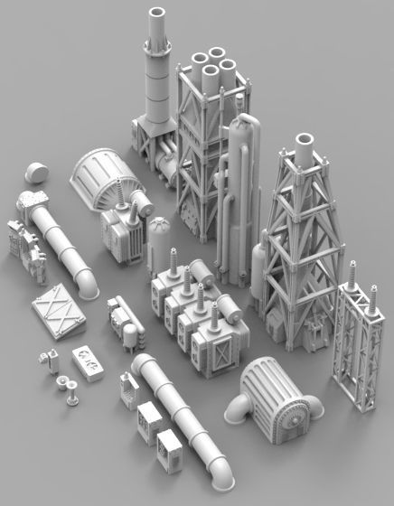 Infrastructure and Objectives Pack 02