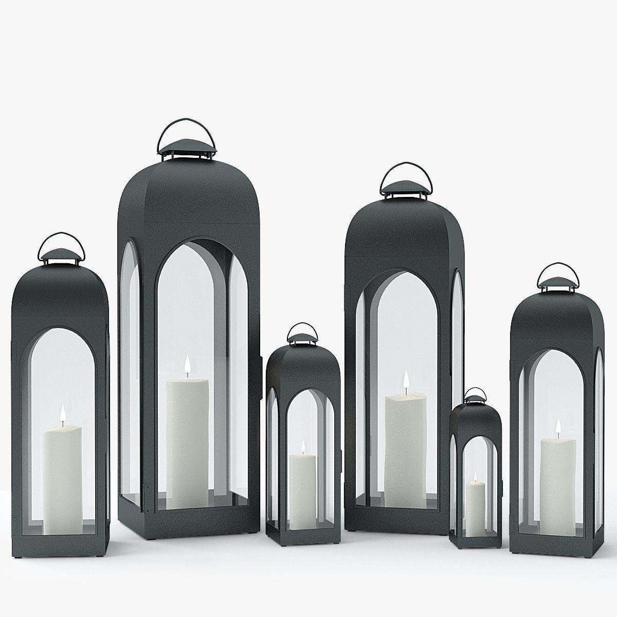 Restoration Hardware - Duomo Lantern