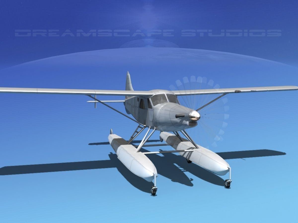 DHC-2T Turbo Beaver Bare Metal