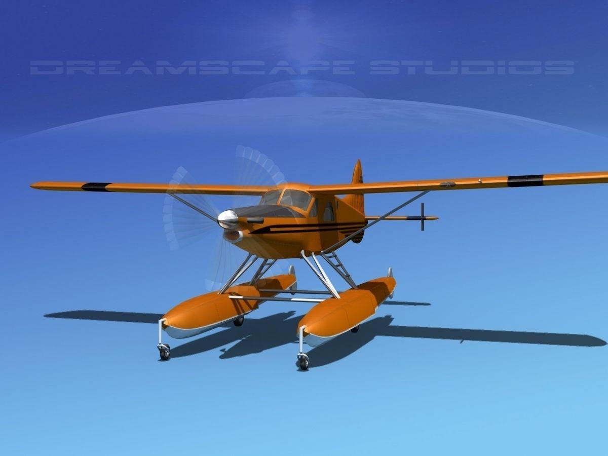 DeHavilland DHC-2 Turbo Beaver V05