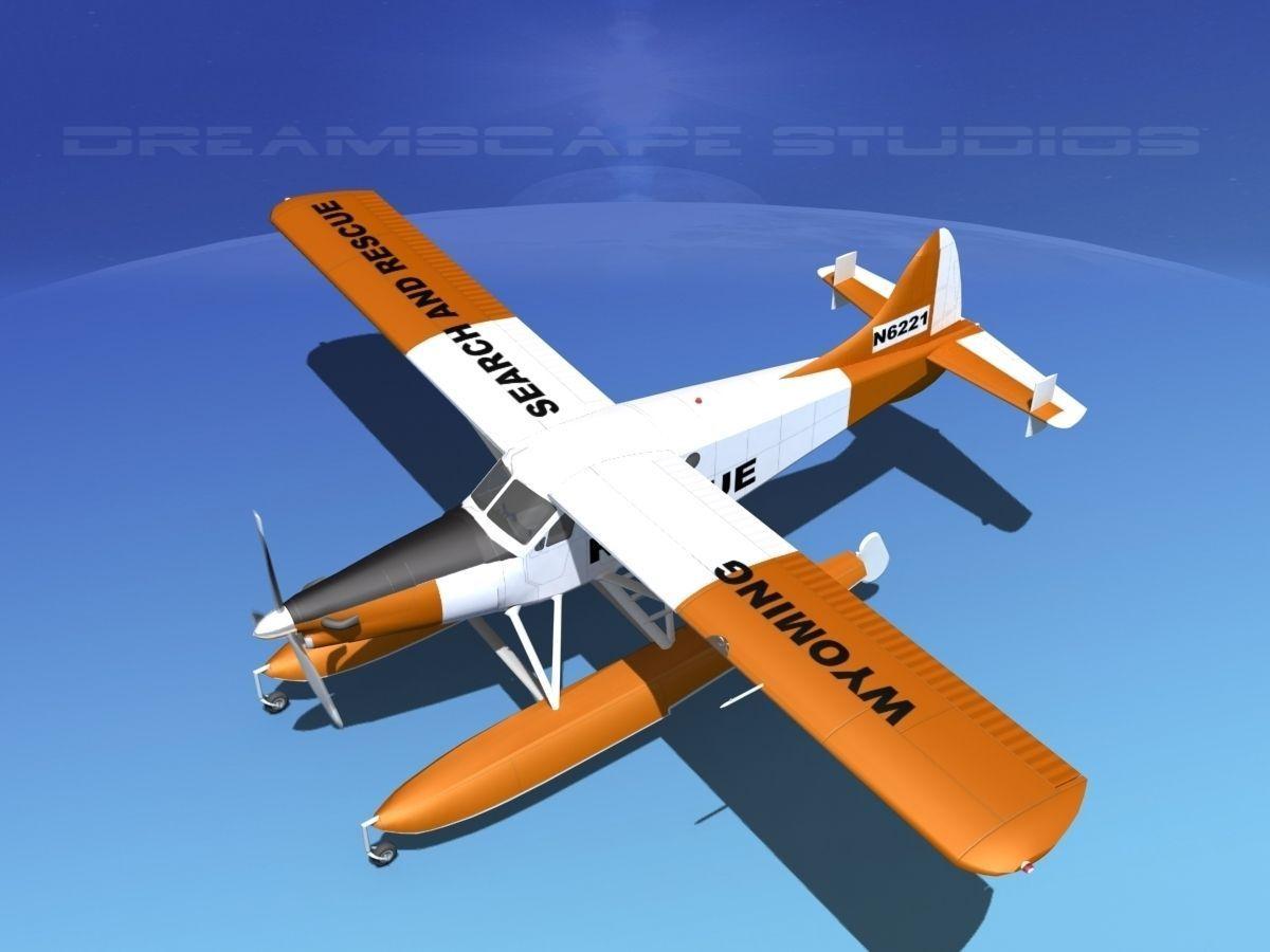 DeHavilland DHC-2 Turbo Beaver V06