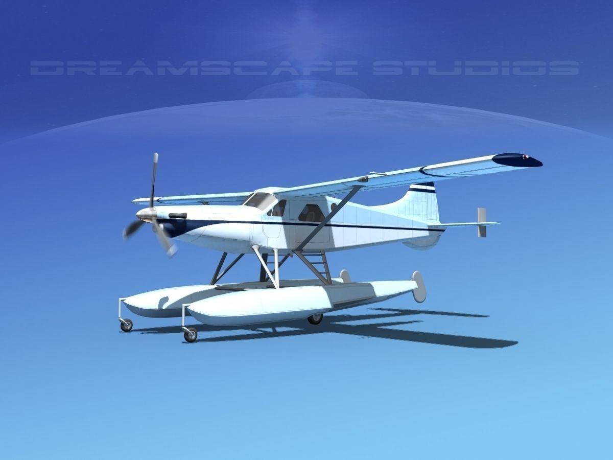 DeHavilland DHC-2 Turbo Beaver V15