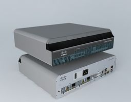 Cisco 1941 router SME 3D