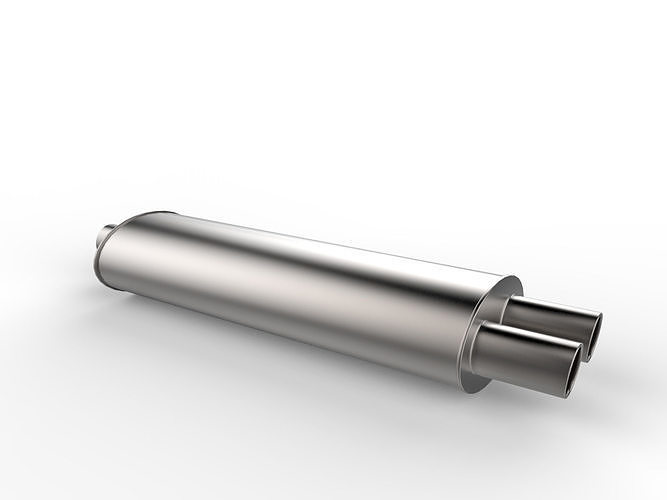 Exhaust Pipe v3