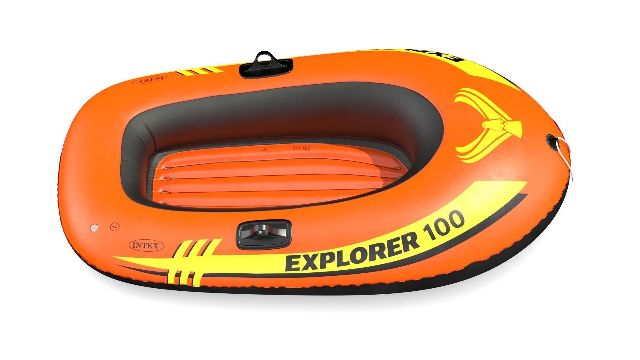 Intex Explorer 100 Inflatable Boat Series