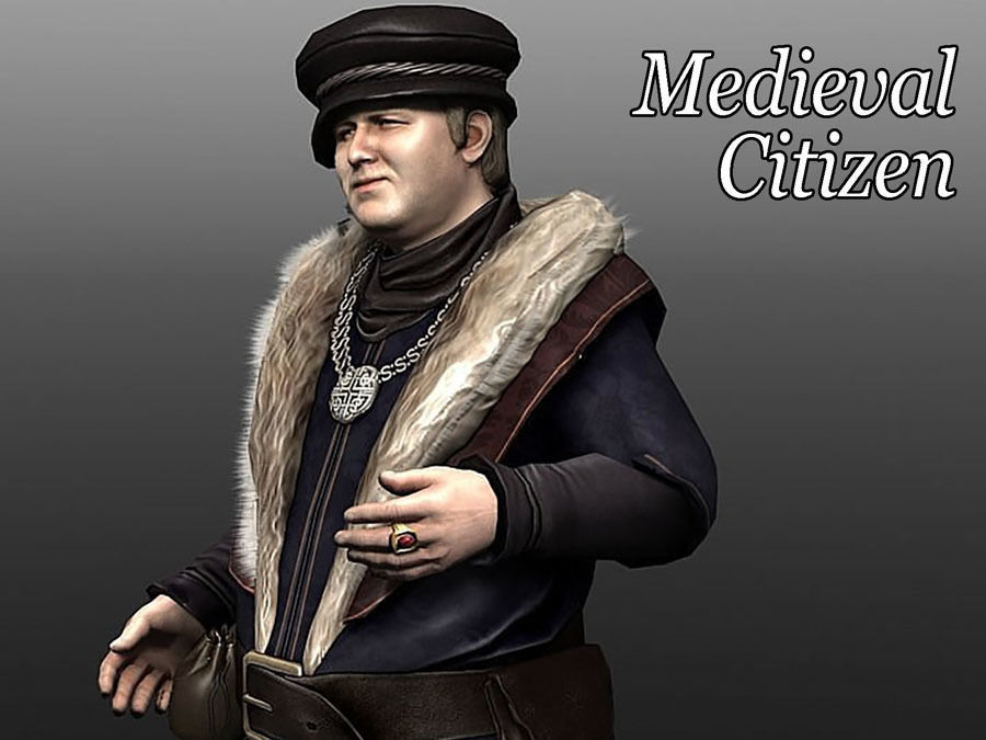 Medieval Citizen