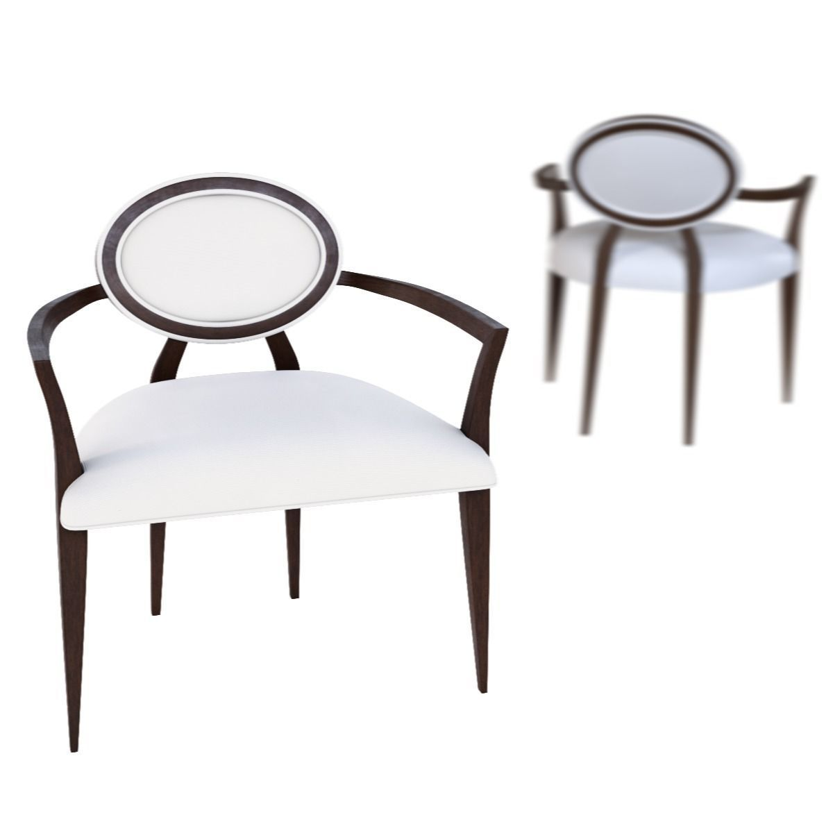 Christopher Guy Chair with  Armrest