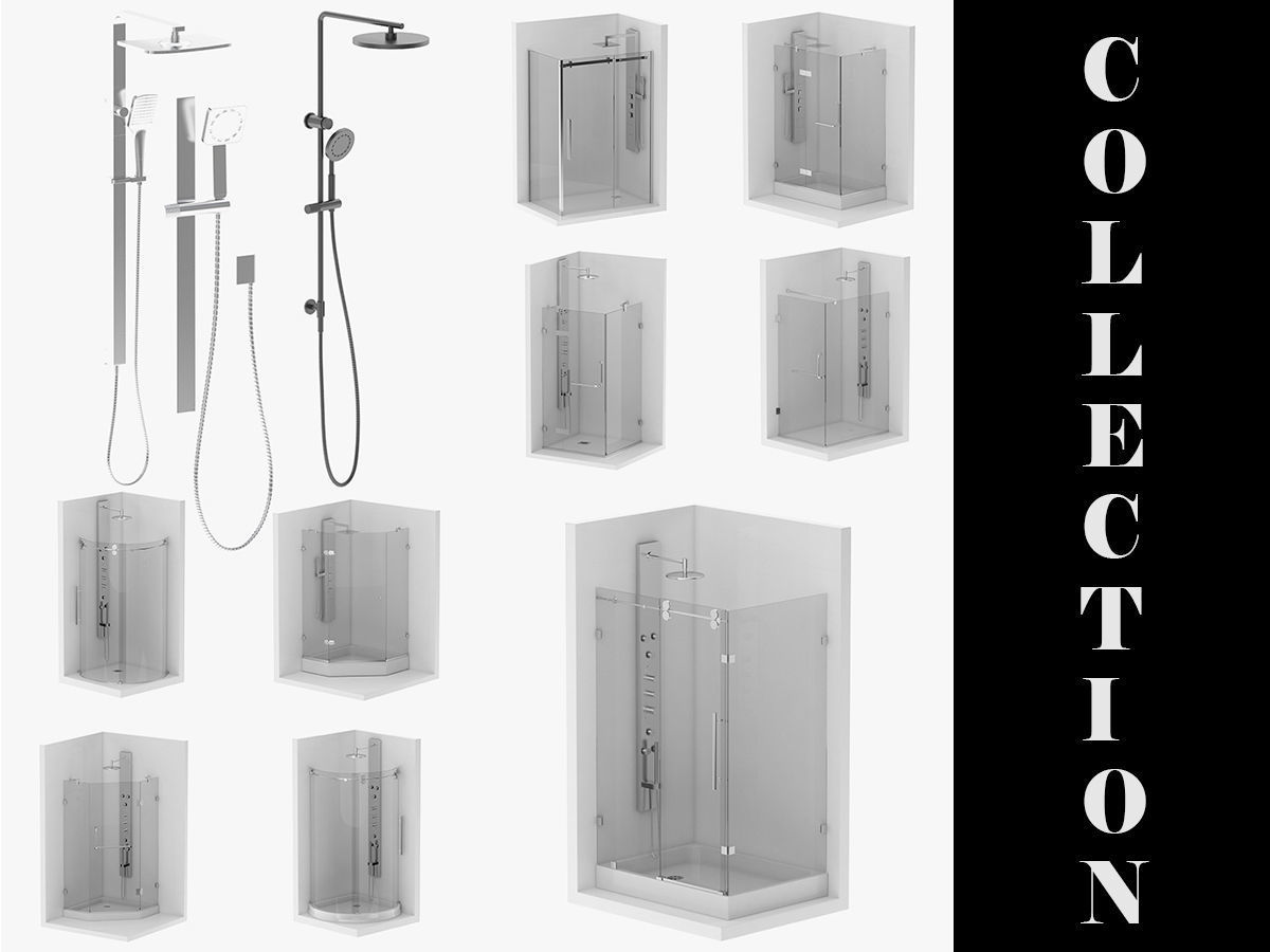 12 Showers Collection