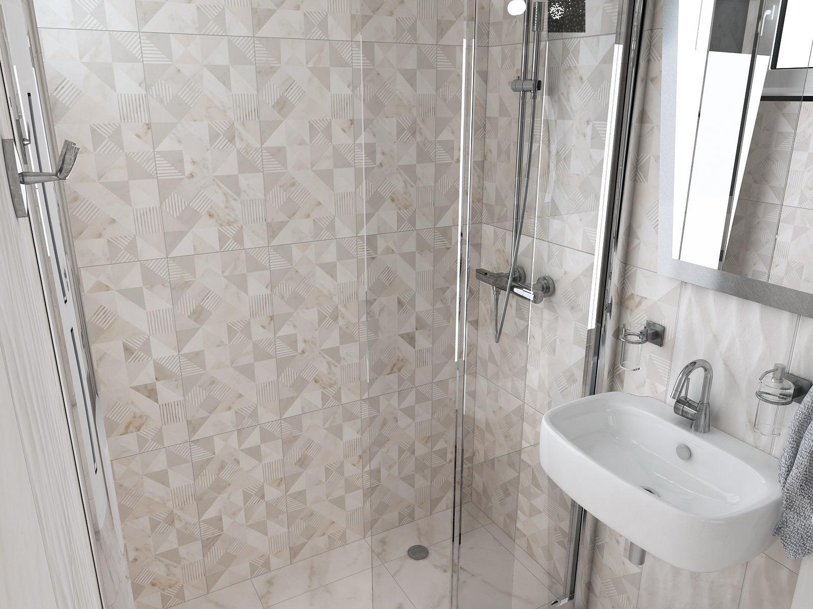 MY BATHROOM - PAROS tiles