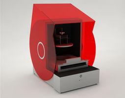 Pro - 3D Printer X Fab-DWS lab