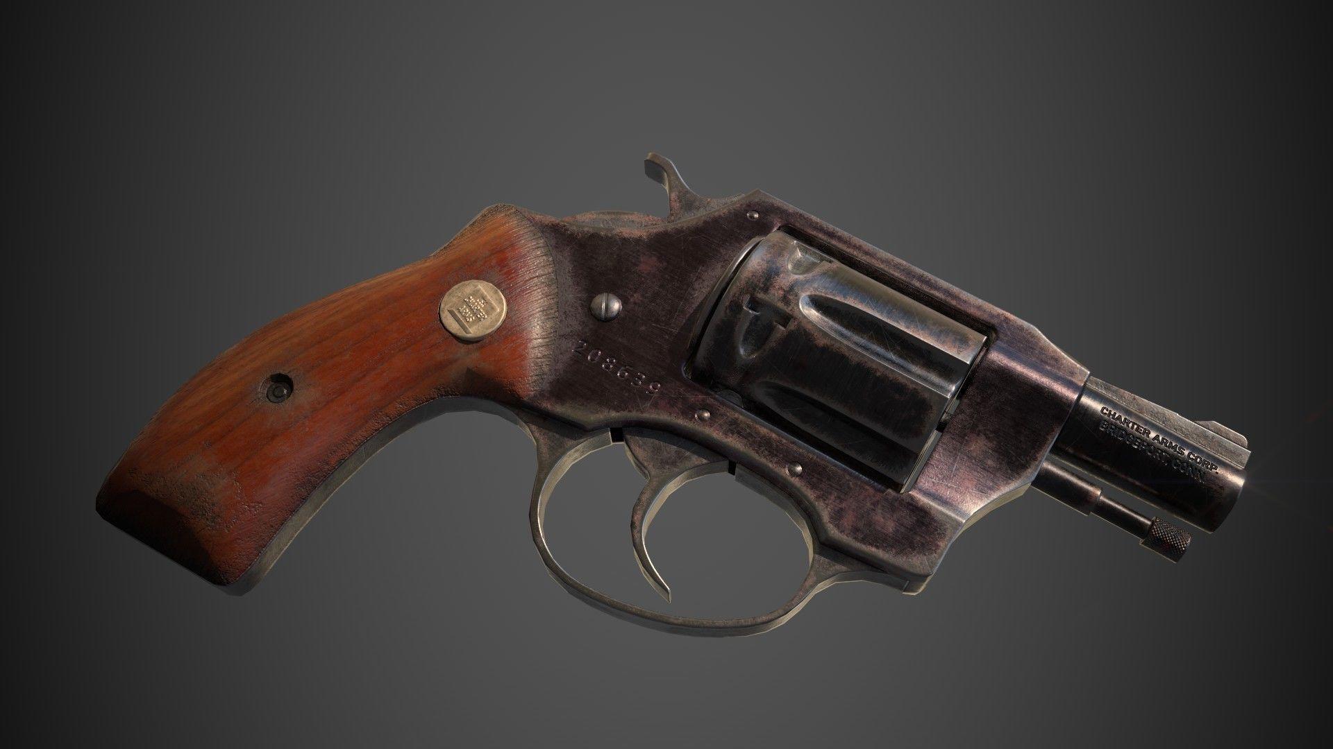 Charter Arms Undercoverette 32 Revolver