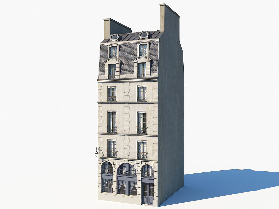 Paris building