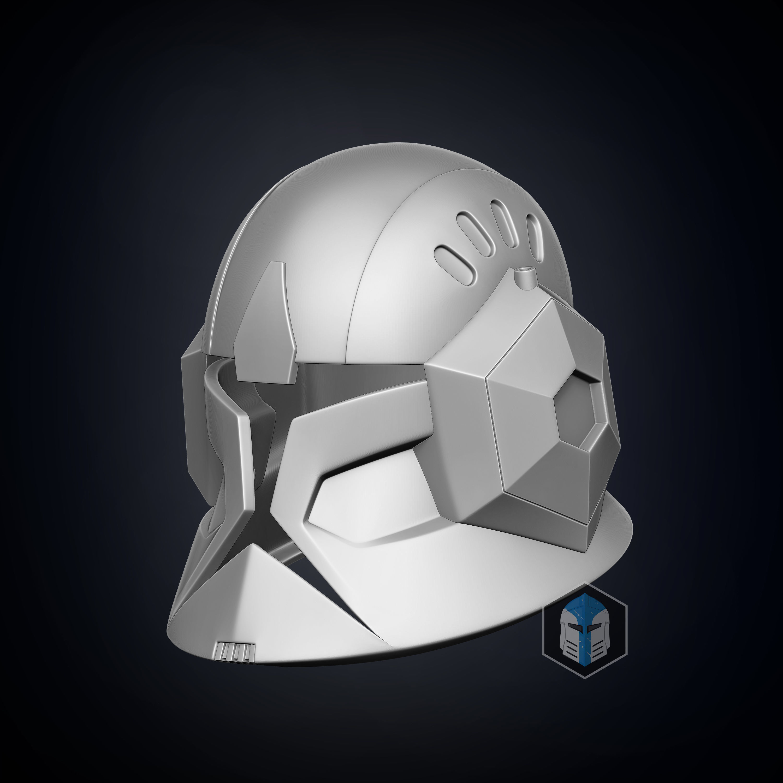 Animated Spec Ops Clone Trooper Helmet