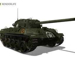 M18 Hellcat 3D