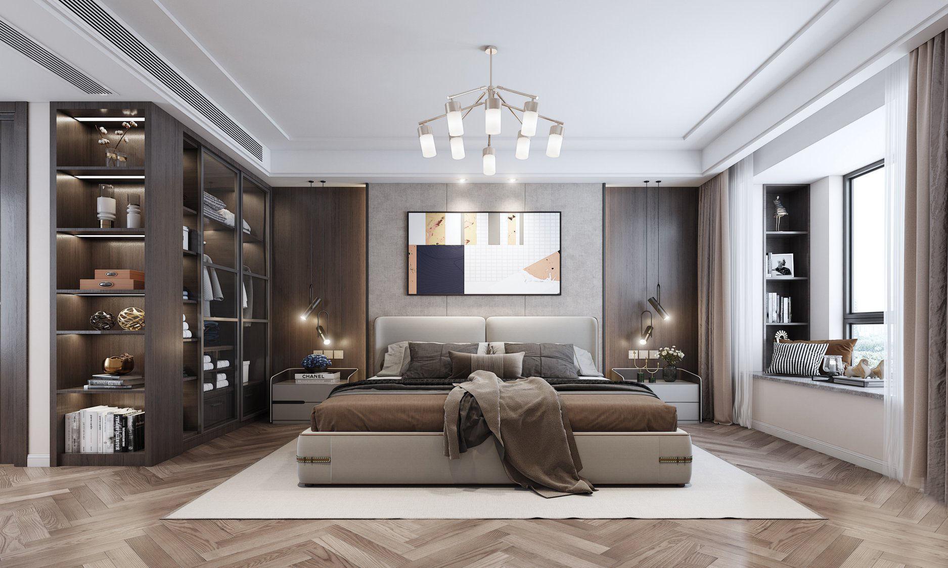 Bedroom Interior 3d Model Bedroom Cgtrader