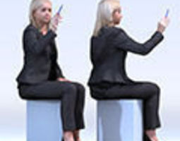 Dosch 3D People Business Sample