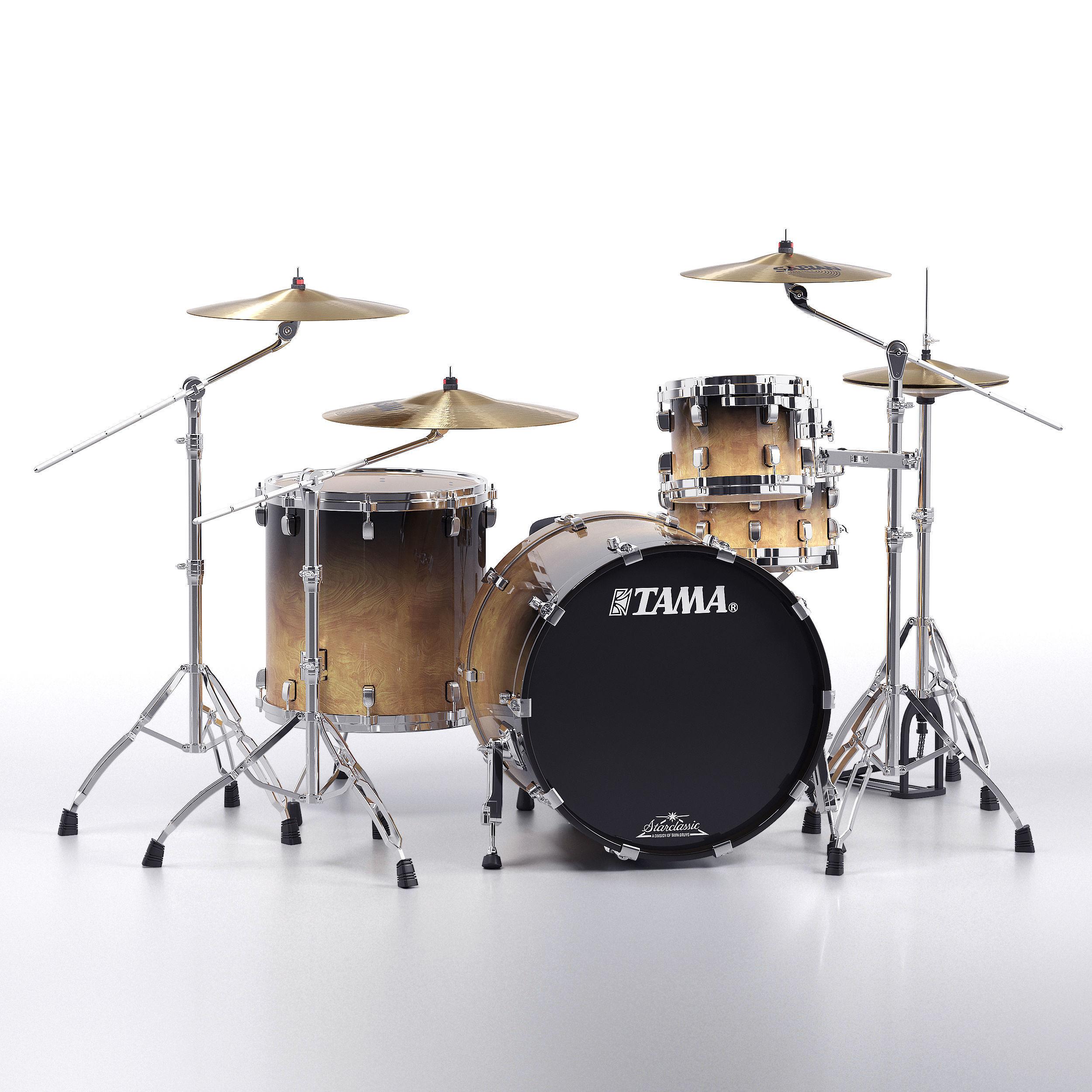 Acoustic Drums Tama Performer