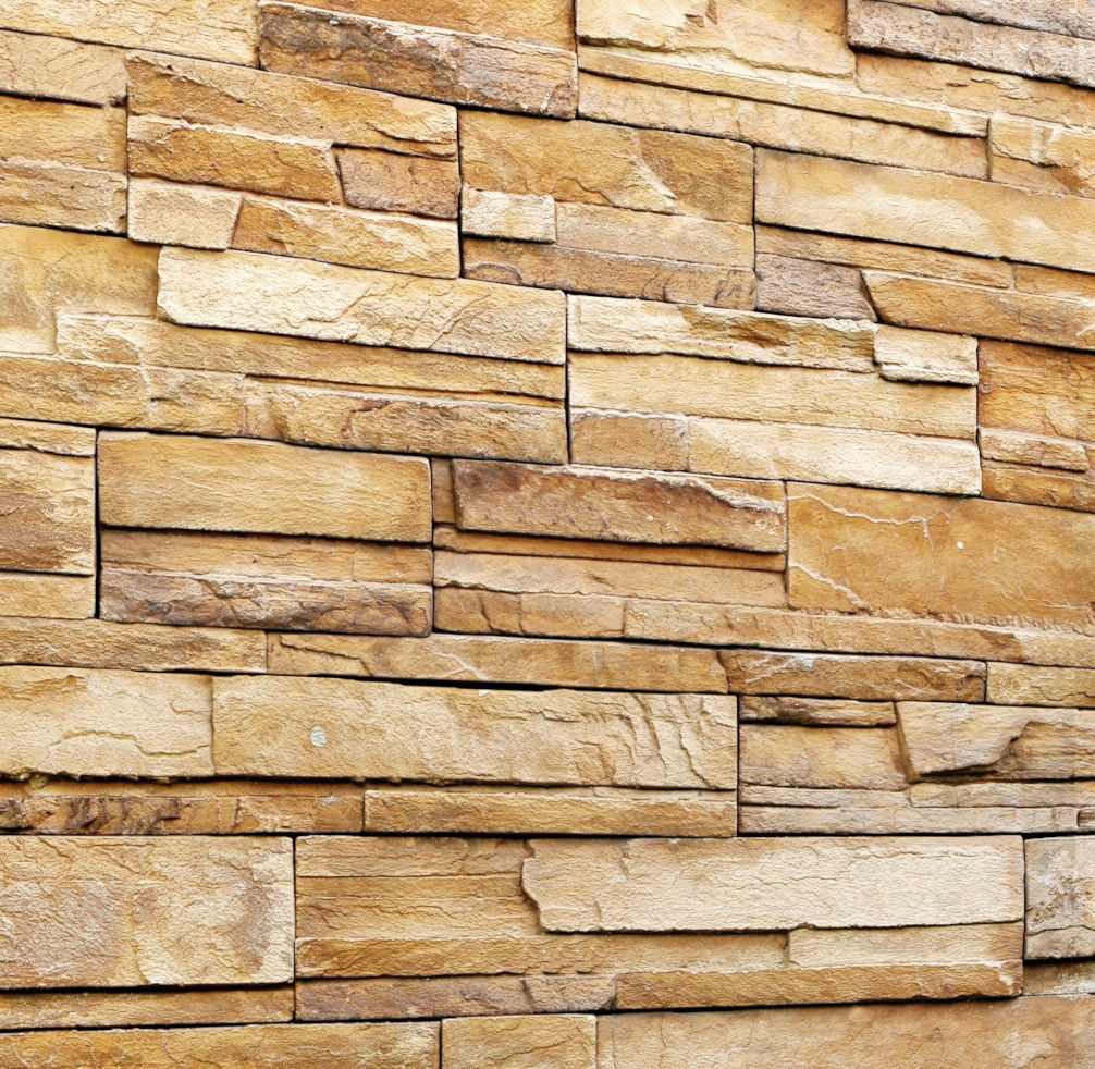 Fantastic How To Build A Decorative Stone Wall Vignette - Wall Art ...