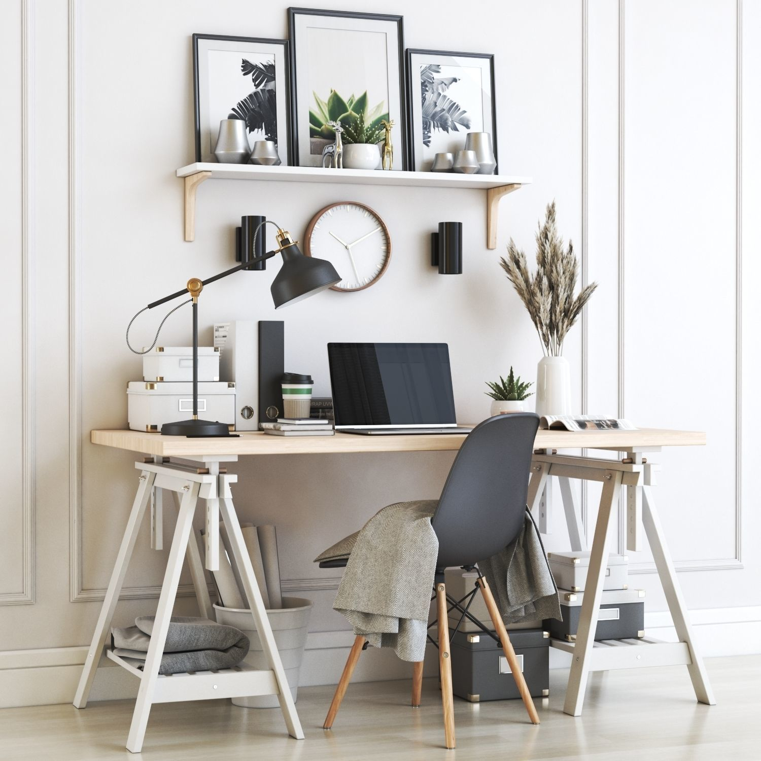 Office workplace 20