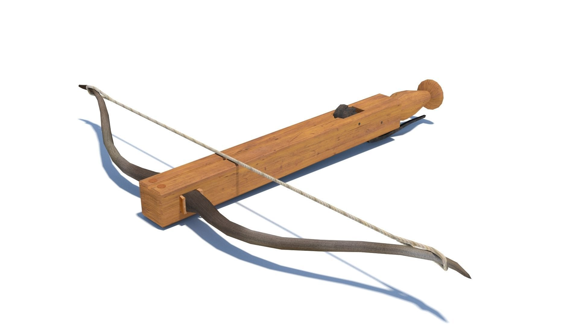 Roman composite crossbow Arcuballista