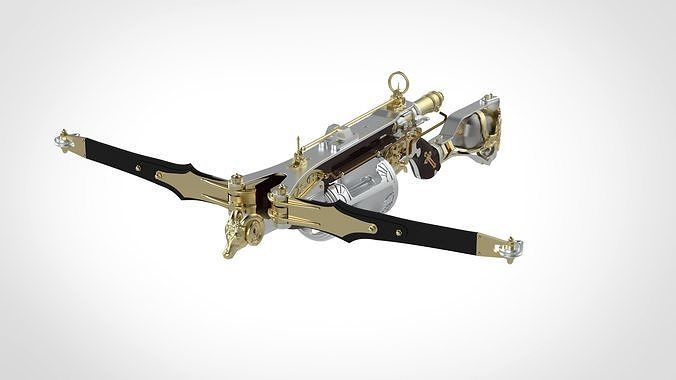Crossbow from the movie Van Helsing