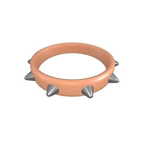 Spiked Collar v1 015