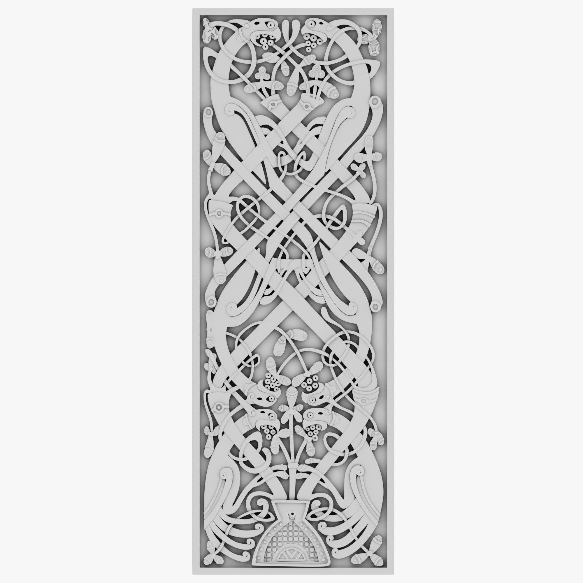 Celtic Ornament 15