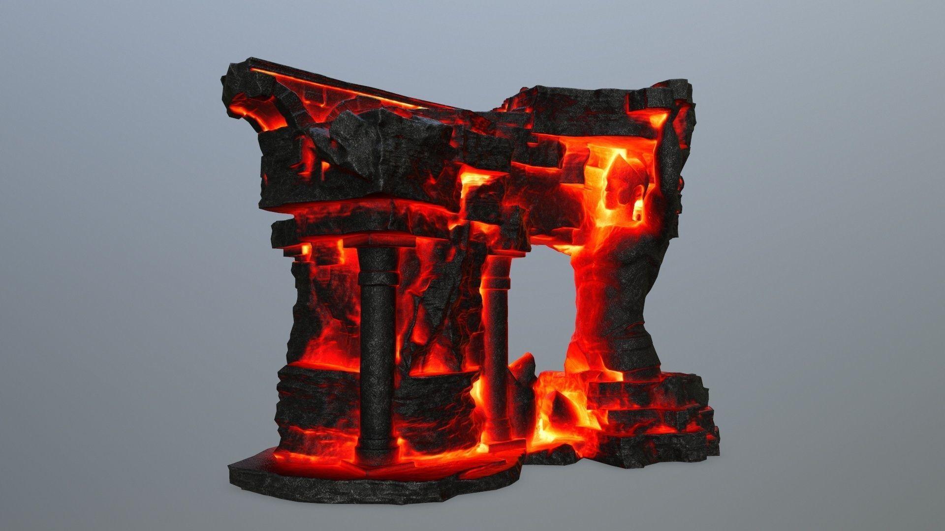 lava temple