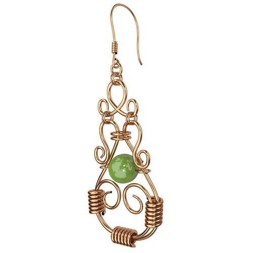 earrings 3d model obj mtl 3ds fbx stl blend dae 1