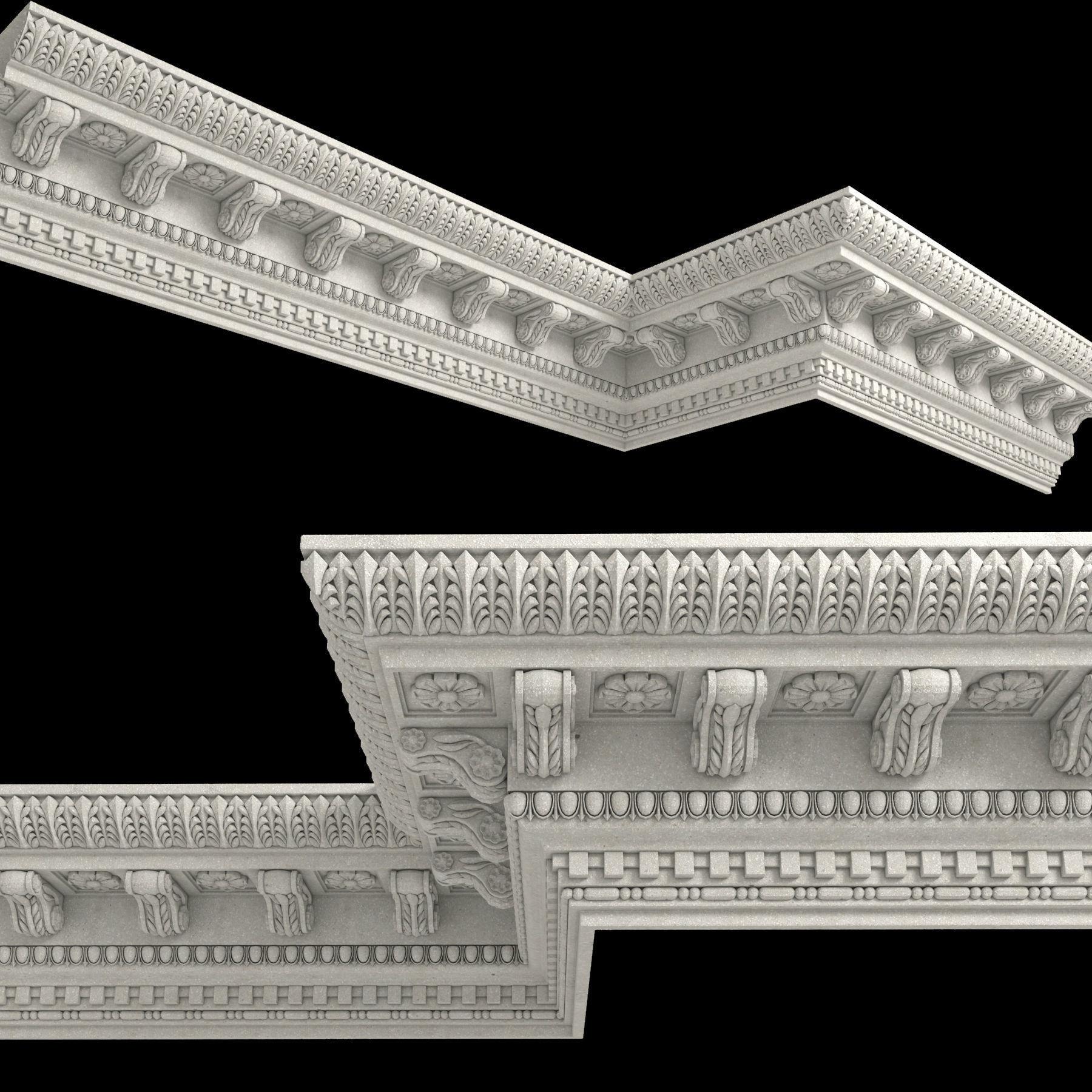 Decor molding 3
