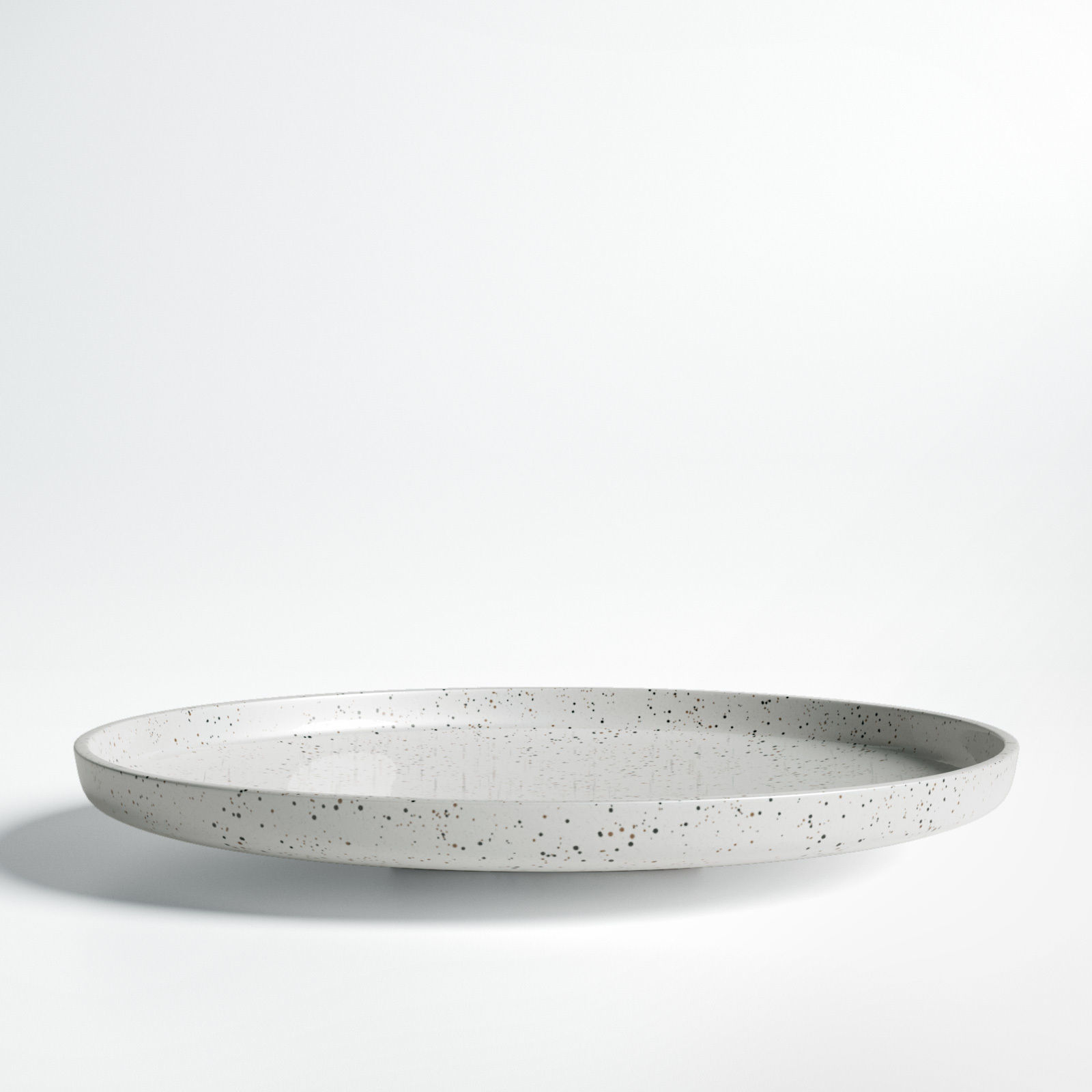 Forma Serving Plate by Bolia