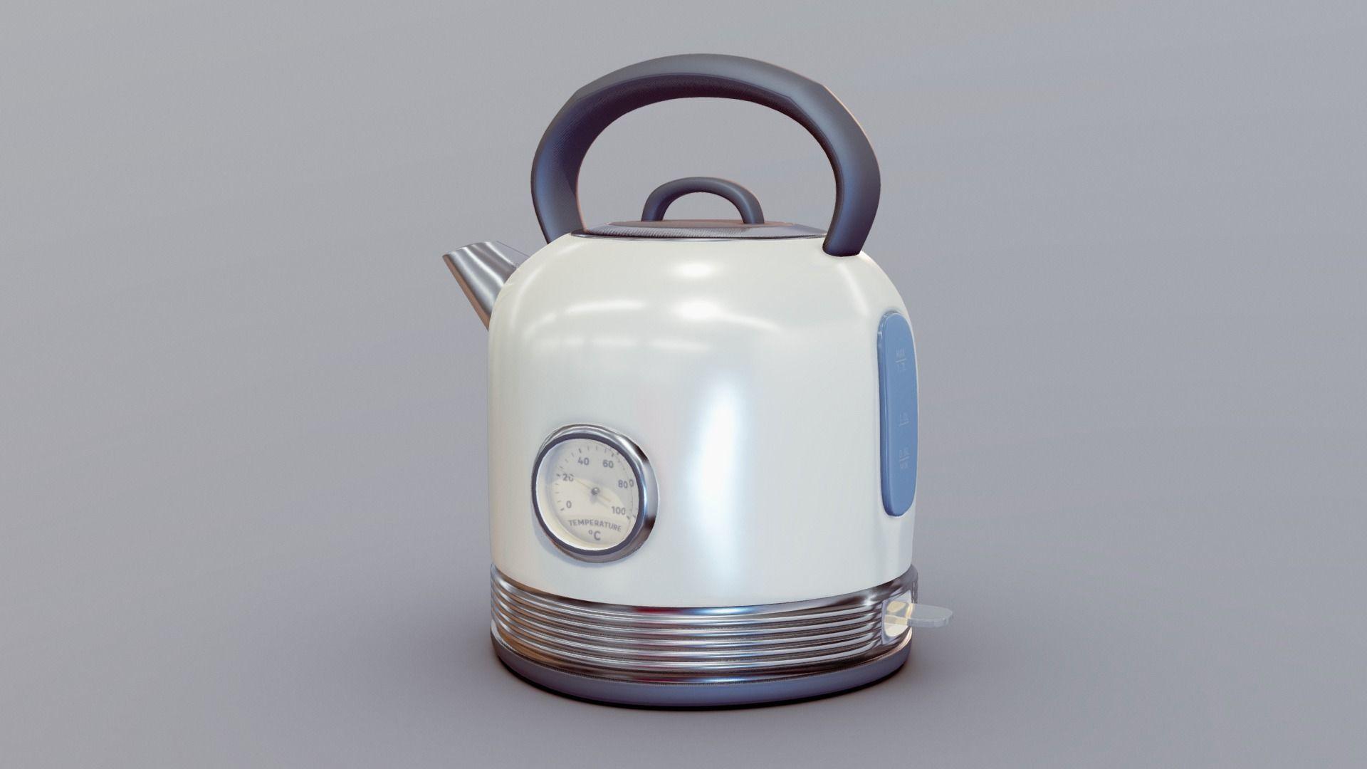 Teapot KitfortKT
