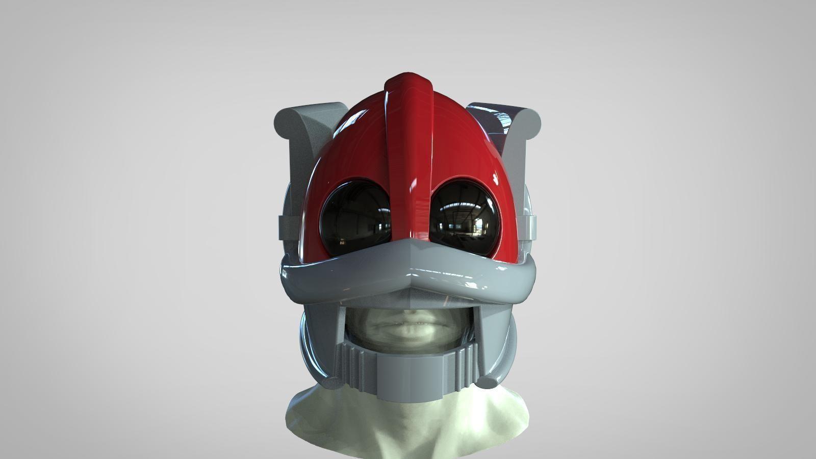 Zodac Classics Helmet Cosplay real life size