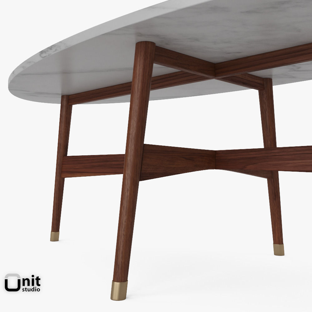 Reeve mid century oval coffee table by west elm 3d model max obj reeve mid century oval coffee table by west elm 3d model max obj 3ds fbx geotapseo Gallery