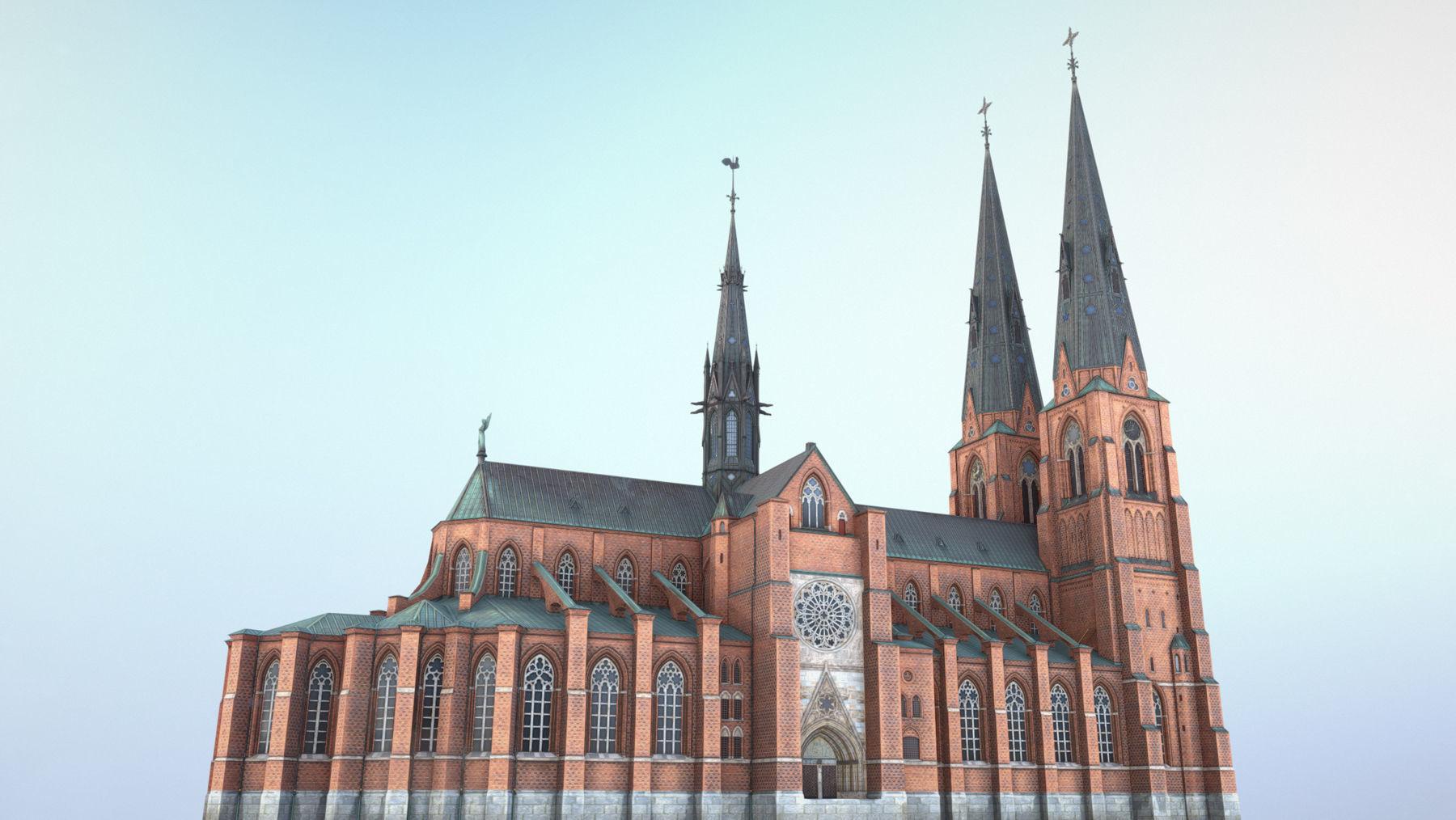 Arlanda Uppsala Cathedral