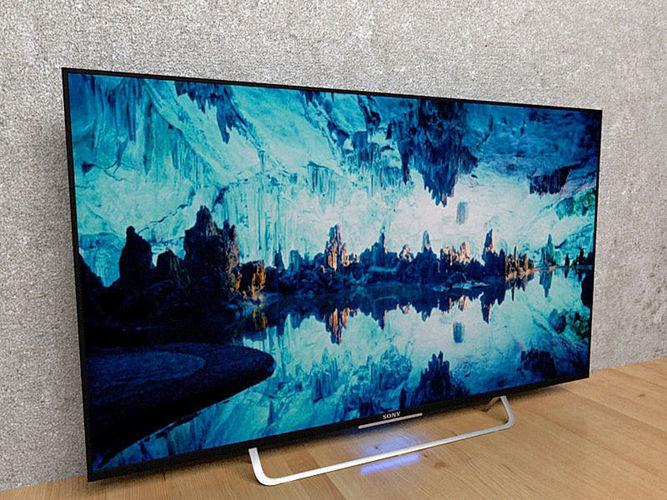 sony tv  3d model max fbx 1