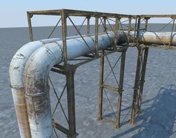 3D Pipeline Industrial