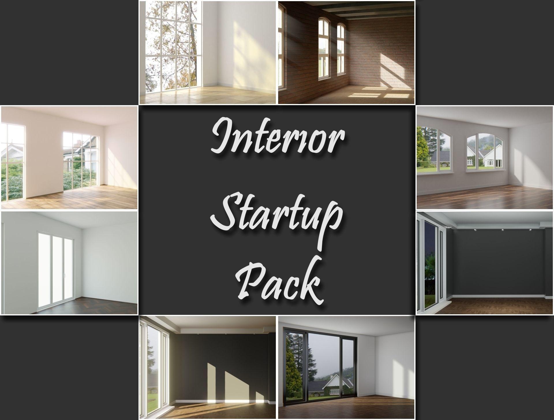 Interior Startup Pack