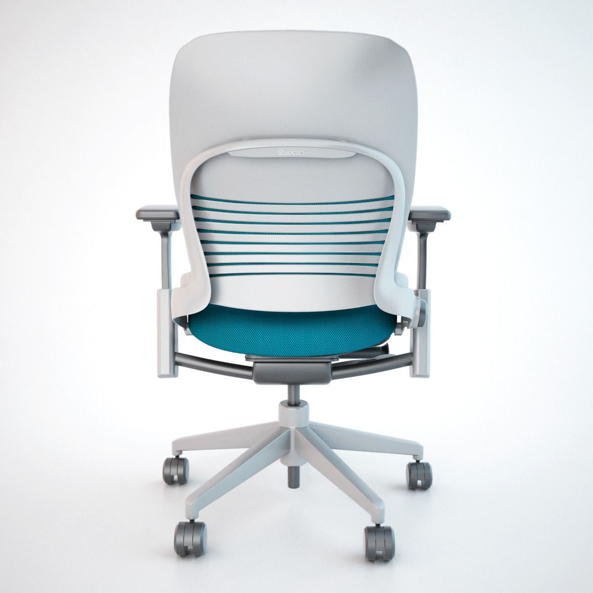 Steelcase Leap Office Chair 3D model | CGTrader