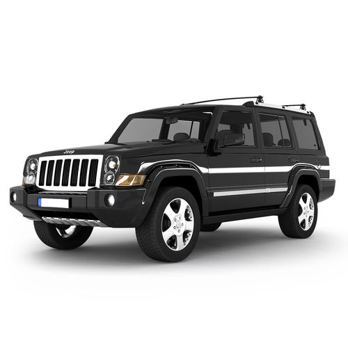 3d model jeep commander suv cgtrader. Black Bedroom Furniture Sets. Home Design Ideas