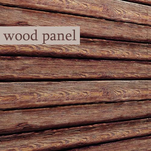 wood panel 3d 4 3d model max obj mtl fbx 1