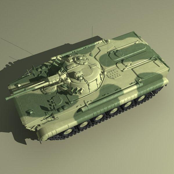 BMP3 Russian APC