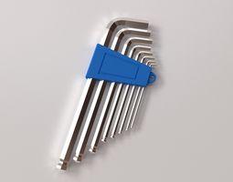 Hex Key 3D