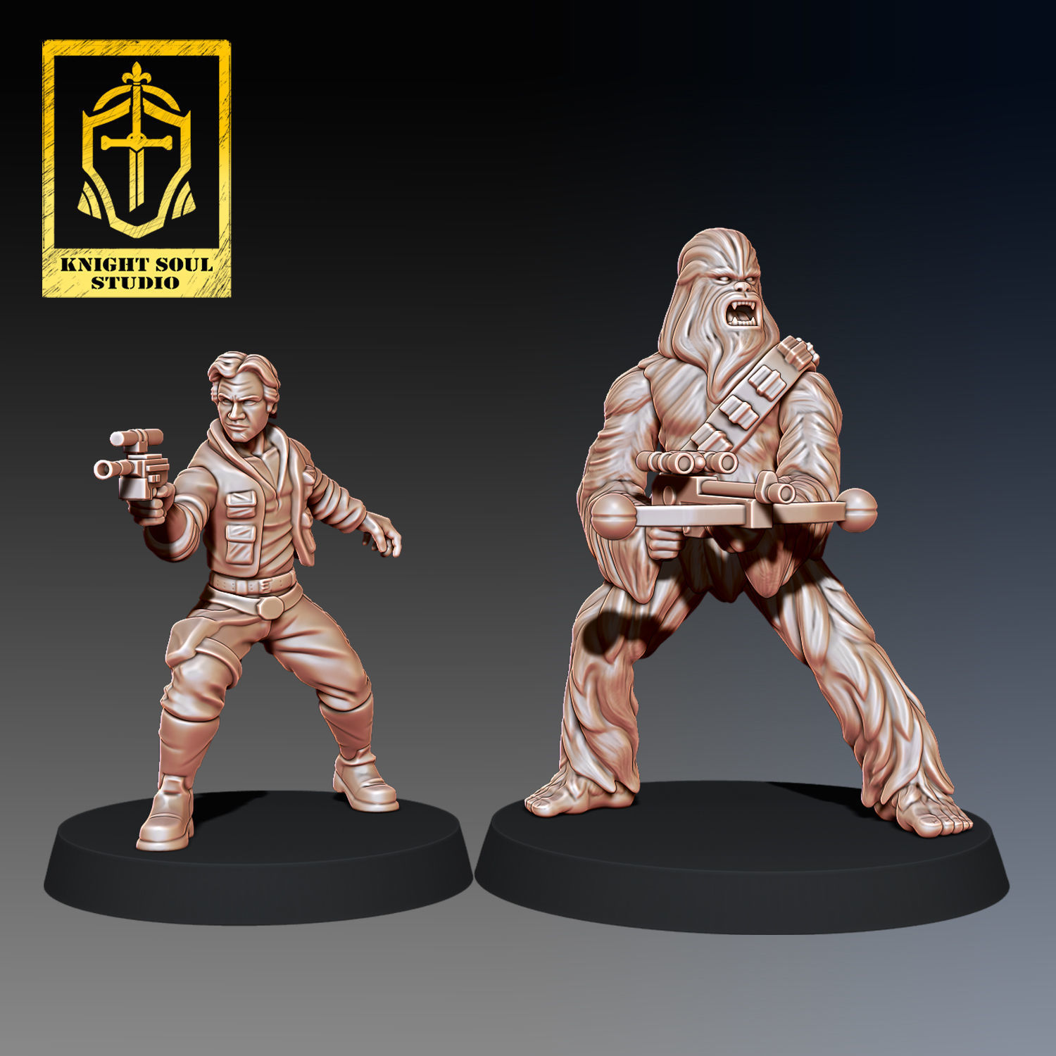 PACK SMUGGLER AND BODYGUARD