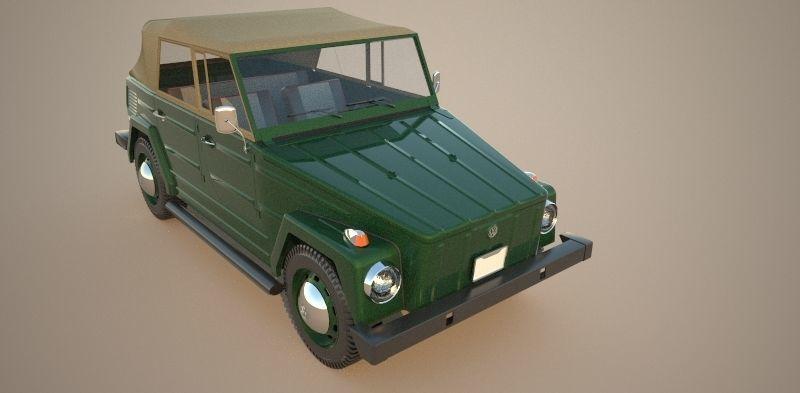VW Thing Safari