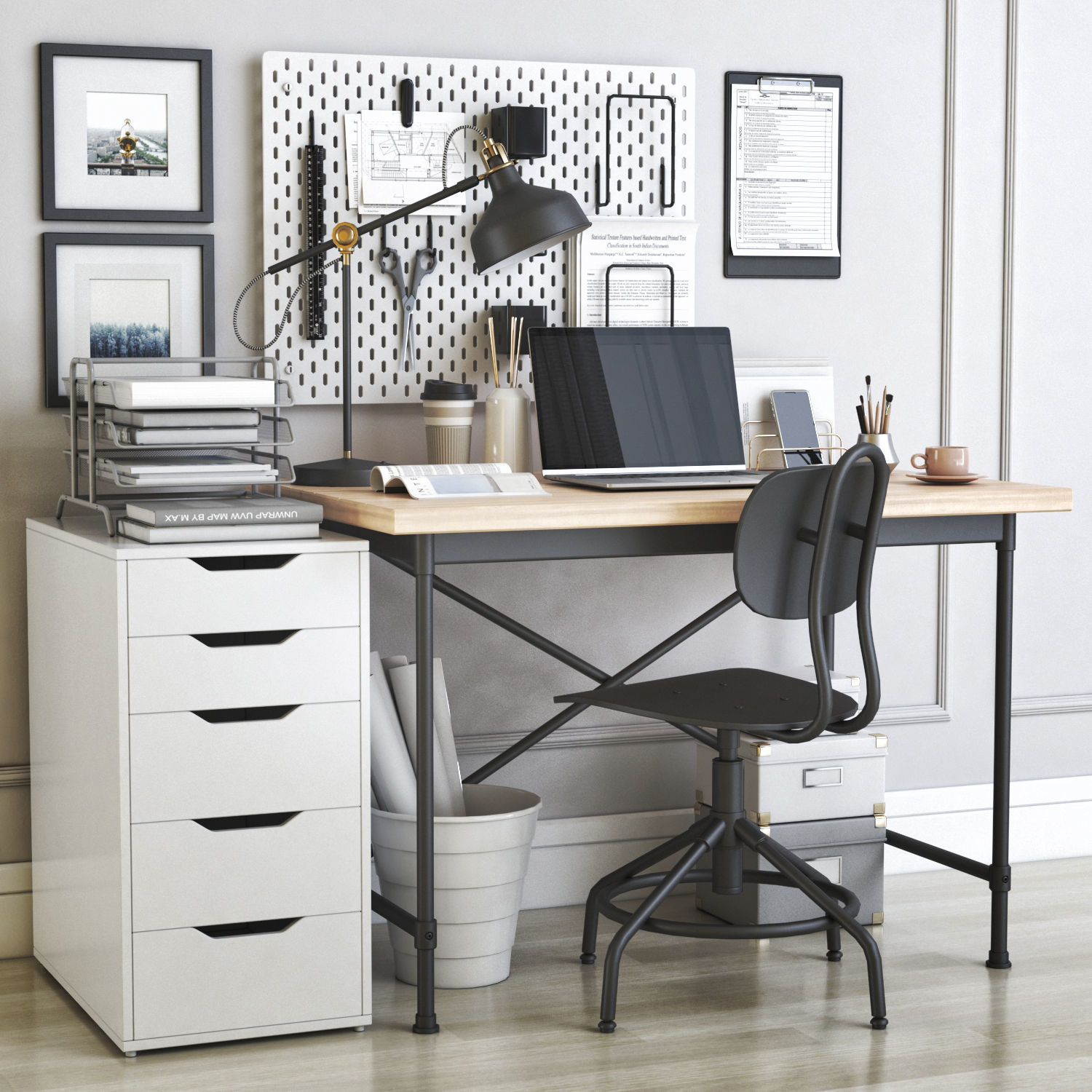Office workplace 32